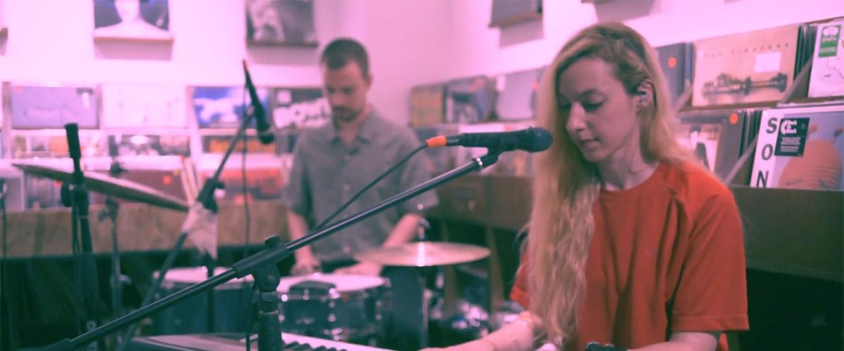 Melentini at Syd Records
