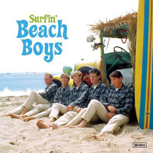 Beach Boys - Surfin'