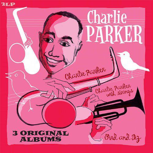 Charlie Parker - 3 Albums
