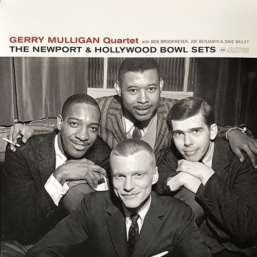 Gerry Mulligan Quartet - Newport & Hollywood Sets