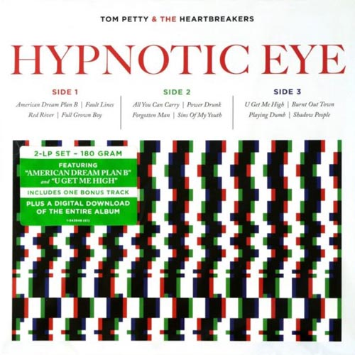 Tom Petty - Hypnotic Eye