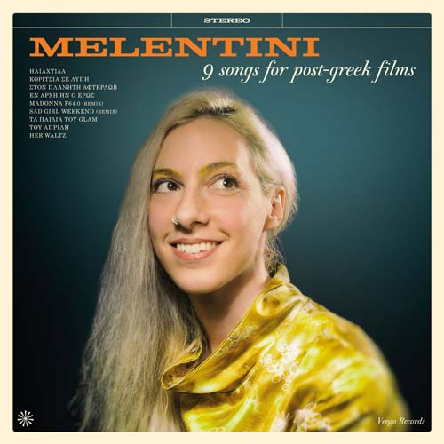Melentini - 9 Songs For Post-Greek Films