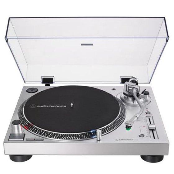 audio-technica-turntable-silver