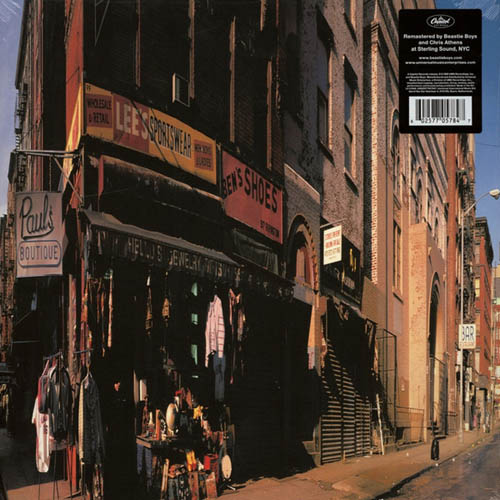 Beastie Boy - Paul's Boutique