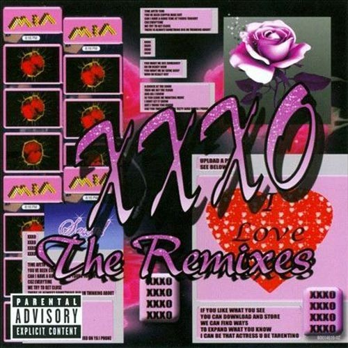 MIA - XXXO Remixes
