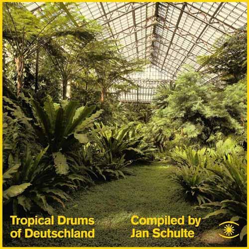 Jan Schulte - Tropical Drums Of Deutschland