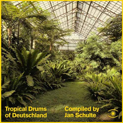 Jan Schulte - Tropical Drums Of Deutschland