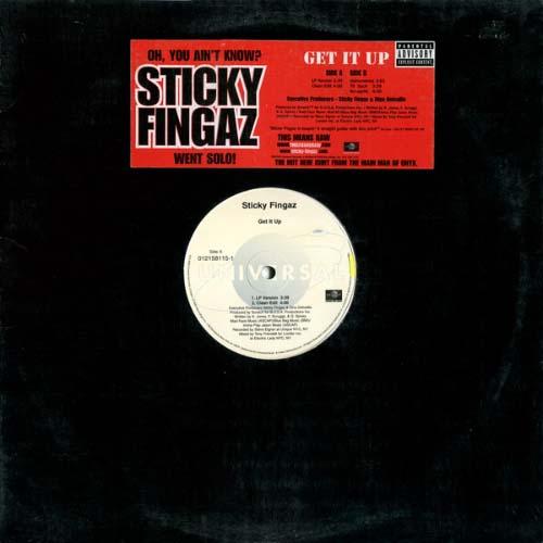 Sticky Fingaz - Get It Up
