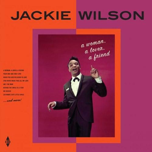 Jackie Wilson - A Woman, A Lover, A Friend
