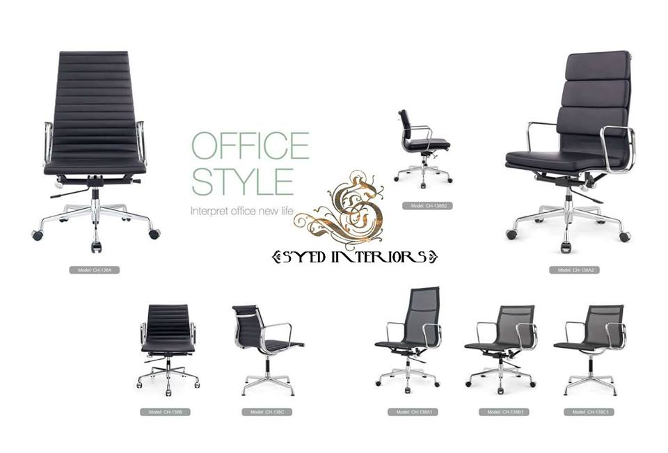 revolving chair manufacturer in lahore wal mart chairs syed interiors executive imported