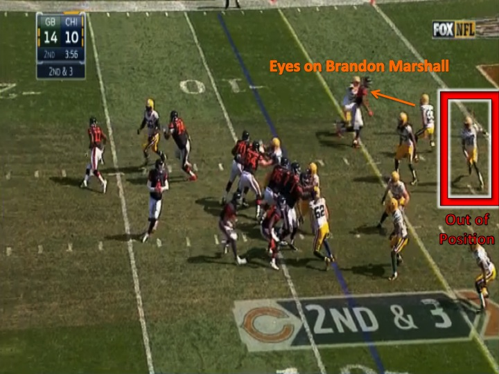 5052897f3e1 As seen below, Shields has overrun the play and is out of position, while  the Safety is completely preoccupied with guarding against Marshall instead  of ...