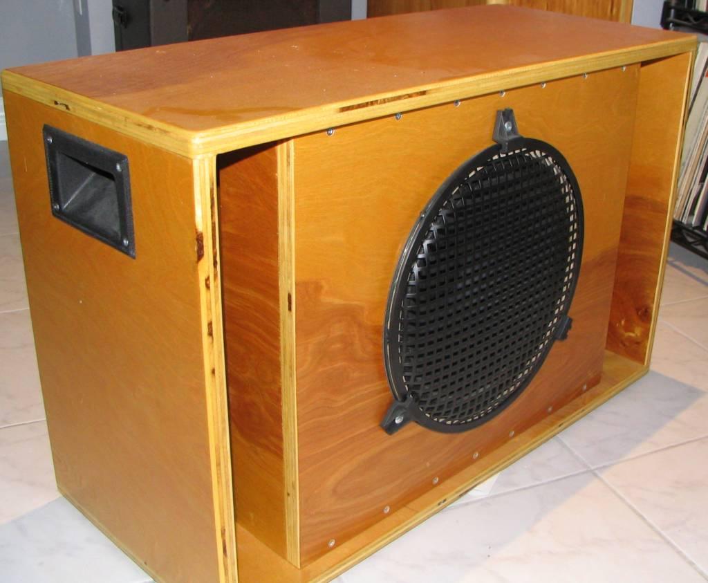 guitar speaker cabinet plans 1x12  Home Decor