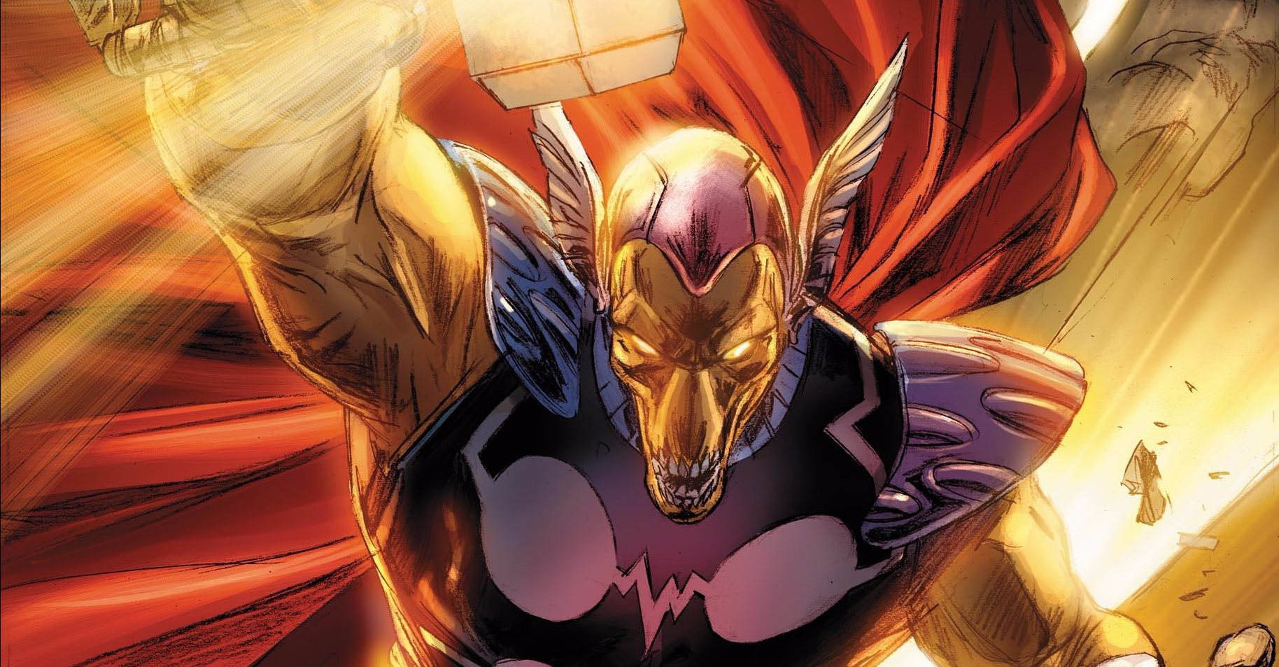Image result for Beta ray bill comics