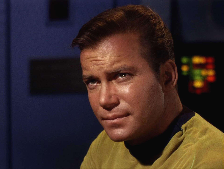 Captain Kirk Star Trek William Shatner : Star Trek S William Shatner ...