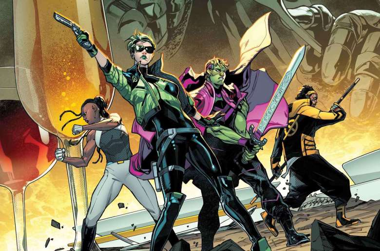 Comics Wire: Marvel sets 'The Last Annihilation,' a trio of Batman one-shots, this week's hot reads, and more!