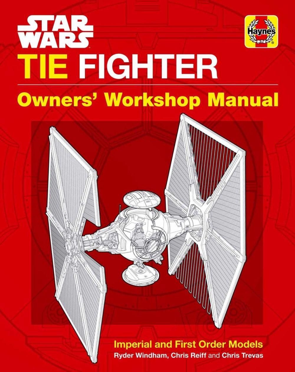 medium resolution of star wars tie fighter owners workshop manual