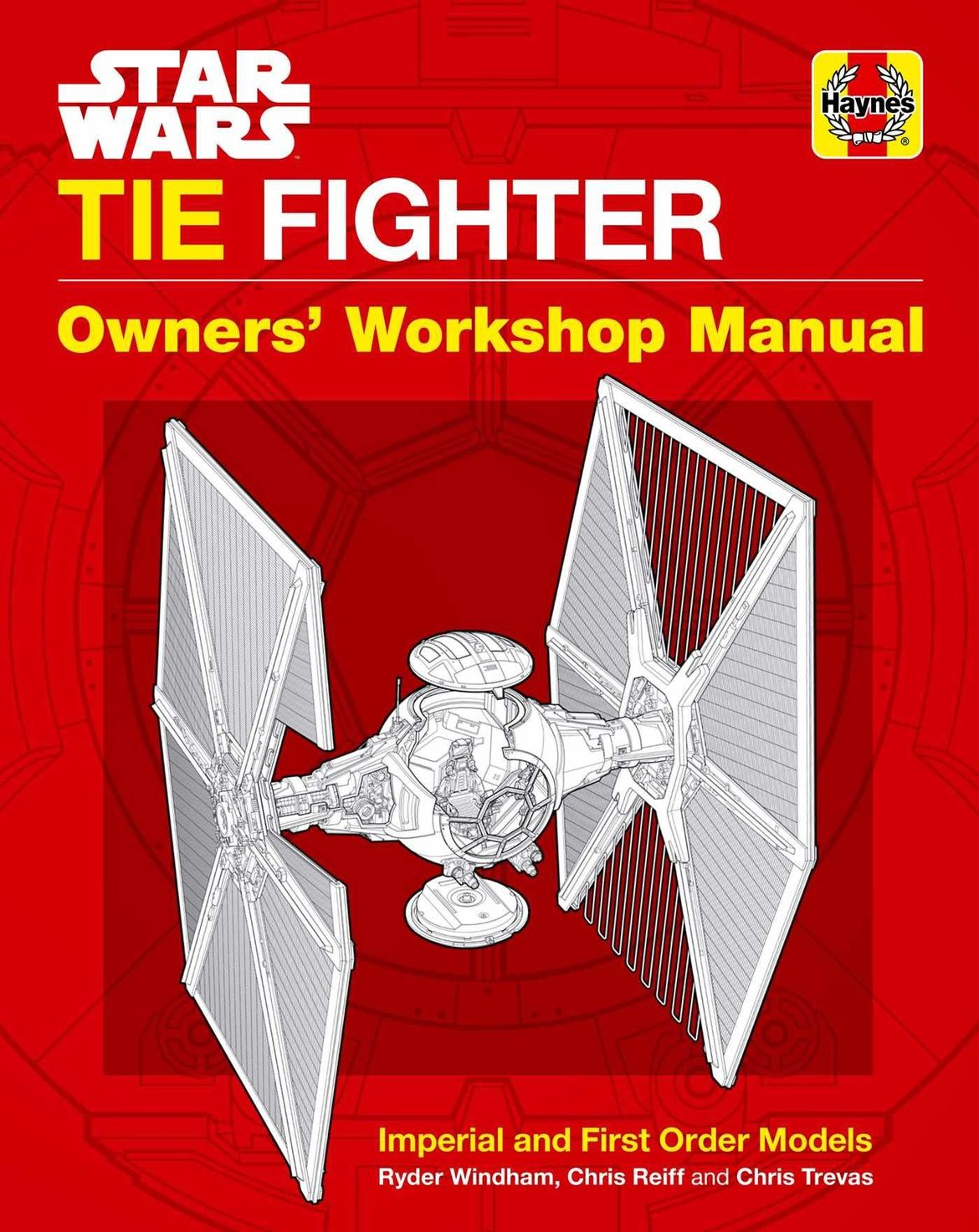 hight resolution of star wars tie fighter owners workshop manual