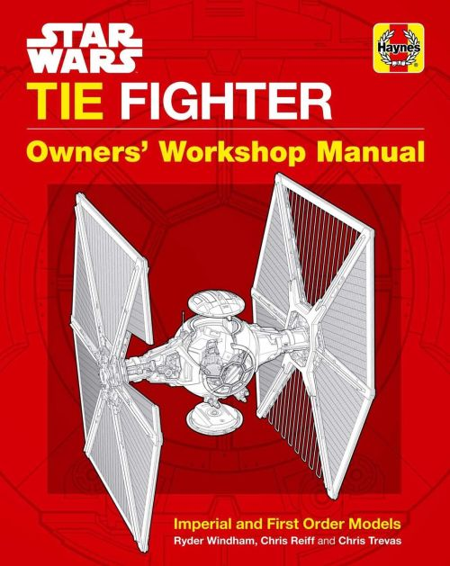 small resolution of star wars tie fighter owners workshop manual