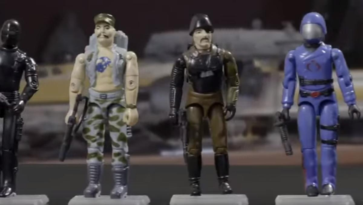 Netflix S The Toys That Made Us The G I Joe Episode