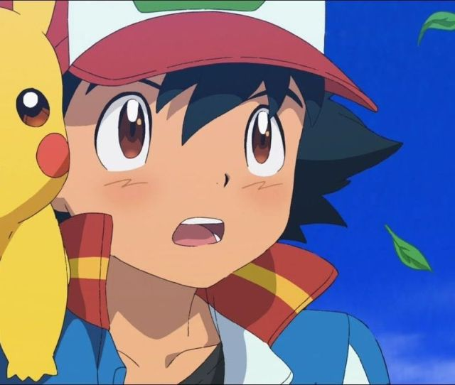 Pokemon The Movie The Power Of Us Releases New Trailer Into The Wild Syfy Wire