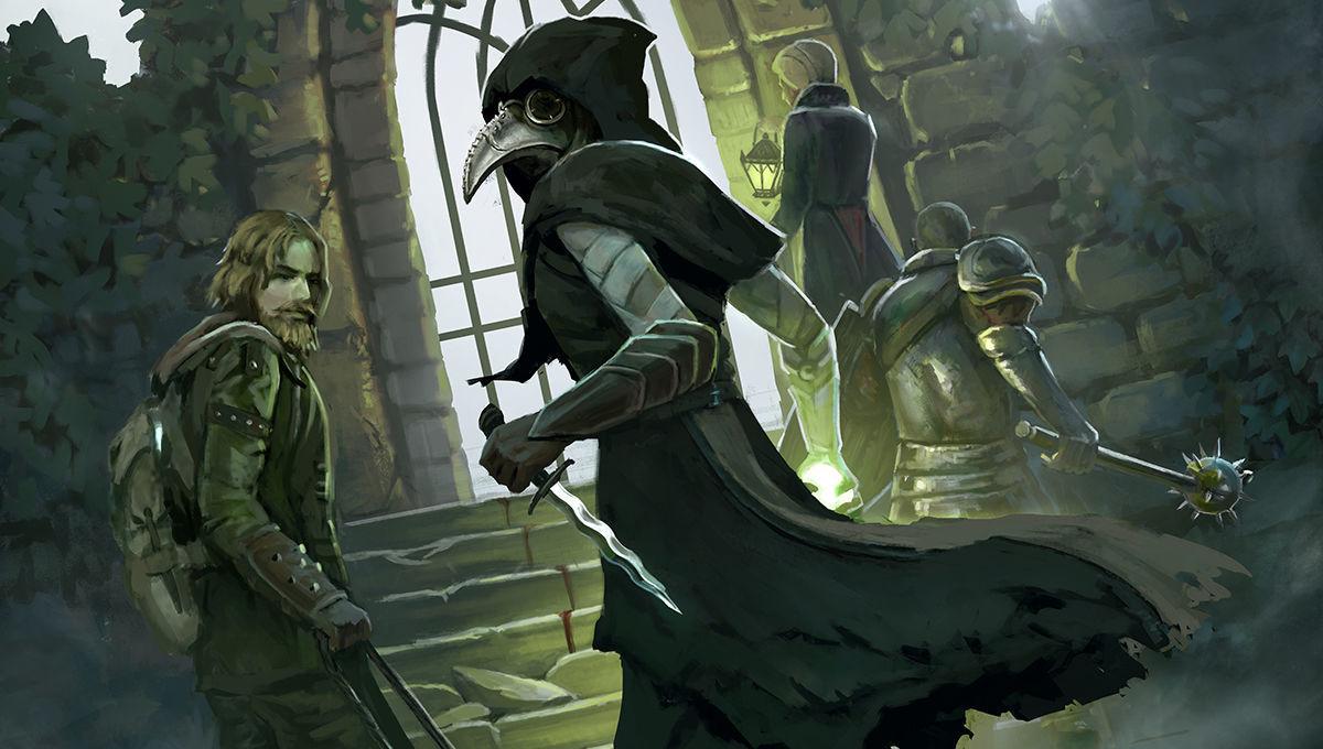 gaming darkest dungeon sequel