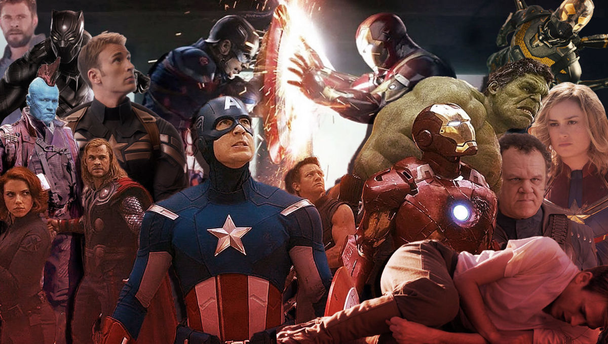 marvel cinematic universe the