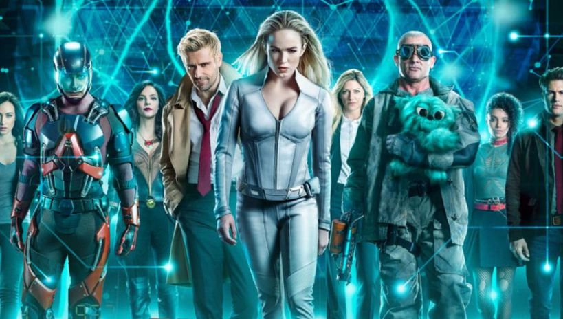 Image result for legends of tomorrow