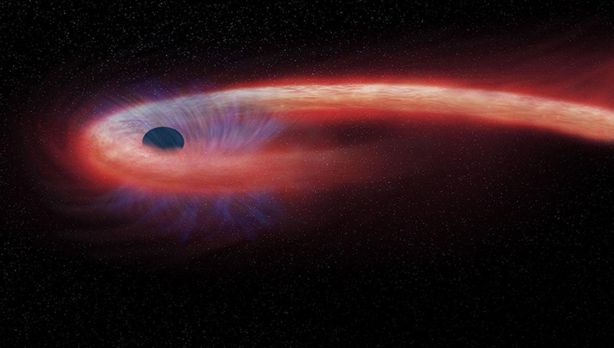 bad astronomy a black