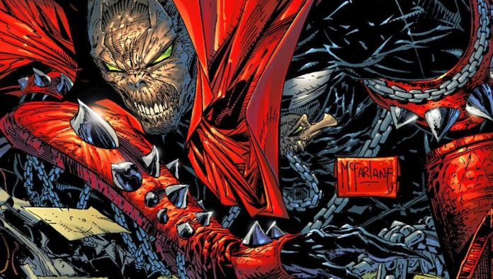 Image result for todd mcfarlane spawn
