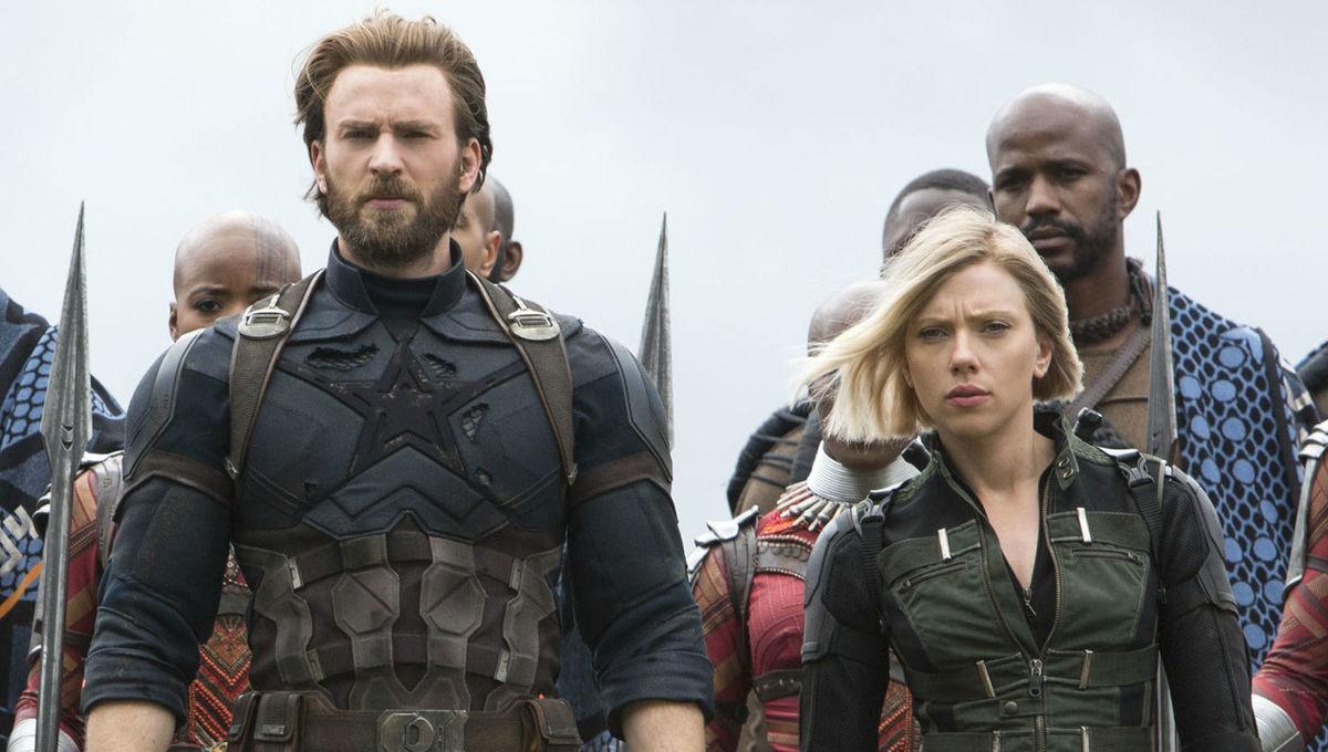 avengers infinity war lost