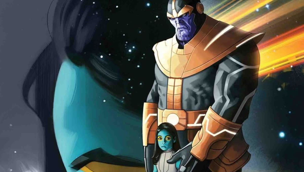 Image result for thanos #1 2019 cover