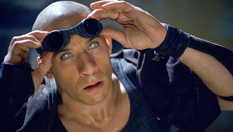 Vin Diesel's peak Diesel-ness happens in the Riddick movies