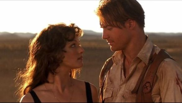 Image result for rick and evie o'connell