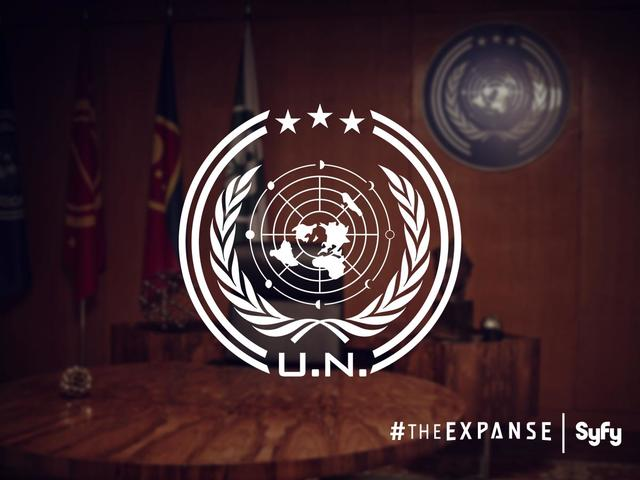 Image result for the expanse united nations