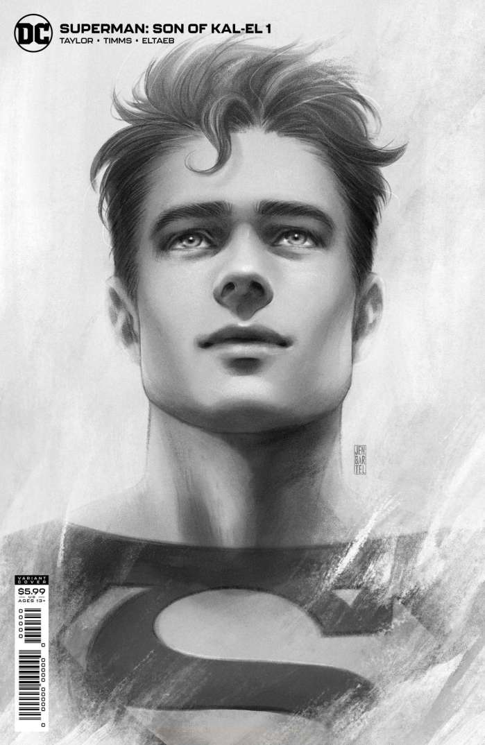 DC Comics reveals Clark Kent's son taking over as the new Superman this  summer