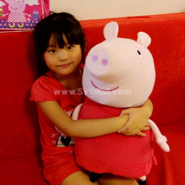 Peppa Pig Plush Toy Large Stuffed Doll 62cm 24.4