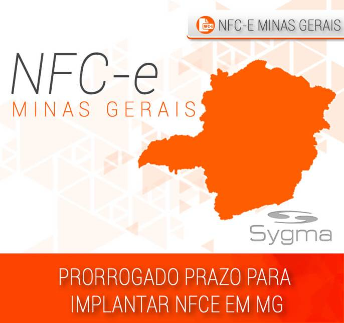 Prorrogado prazo da NFCe MG