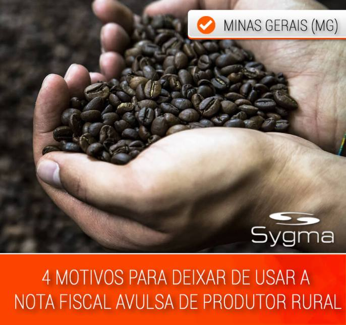 Nota Fiscal Eletrônica Produtor Rural MG