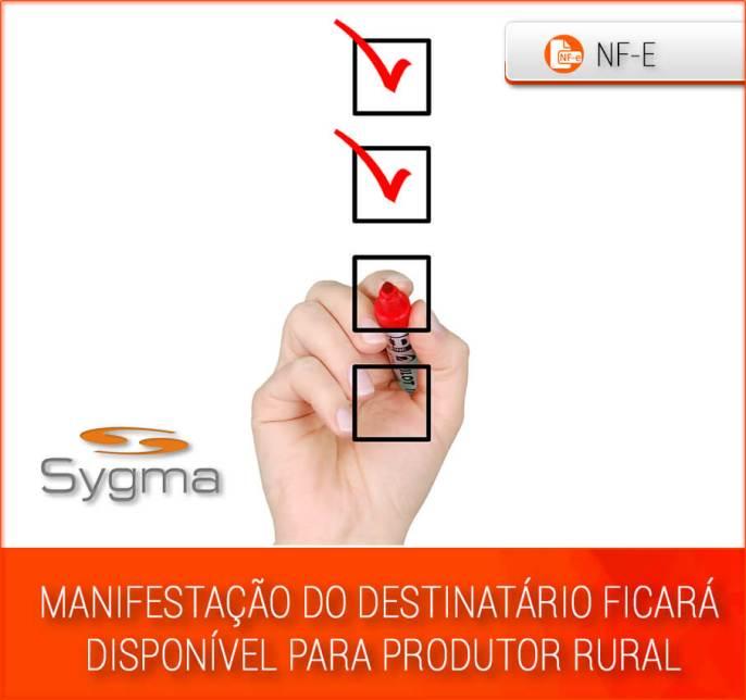 Manifestação de Nota Fiscal para Produtor Rural Pessoa Física CPF