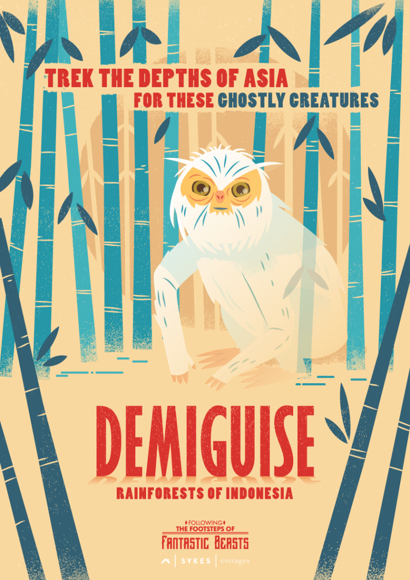 demiguise poster fantastic beasts