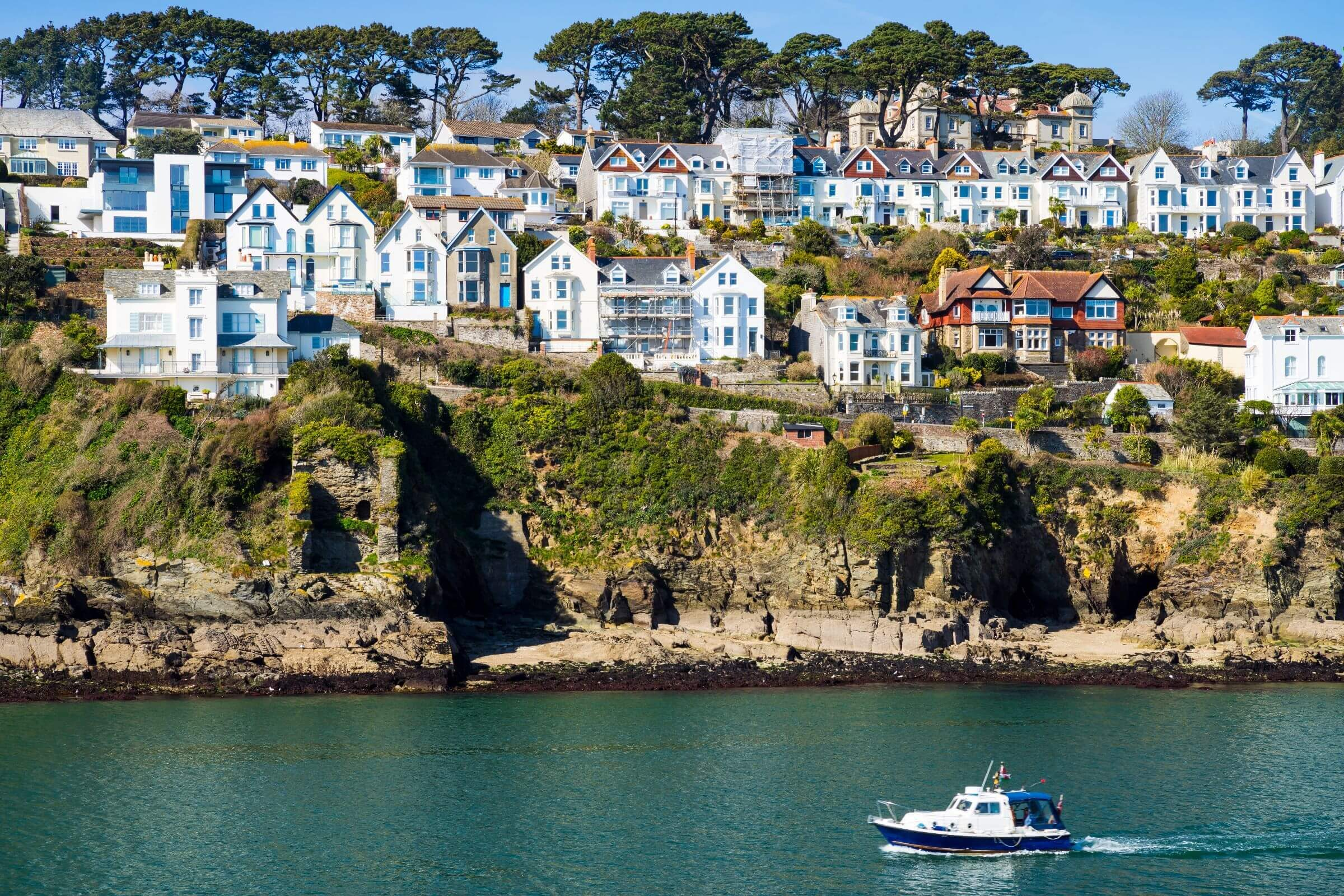 Travel Guide To Fowey Visitor Information Sykes Cottages
