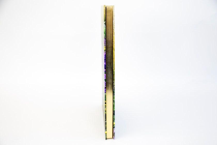 cantos dorados SYL libros con acabados espectaculares