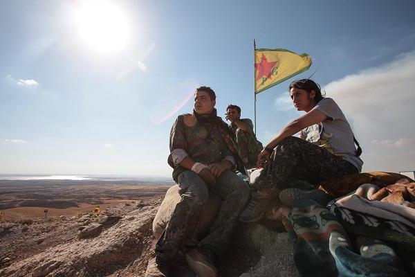 Сирия қақтығысы