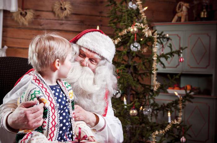 Co se Santa Claus podíval v 19. století