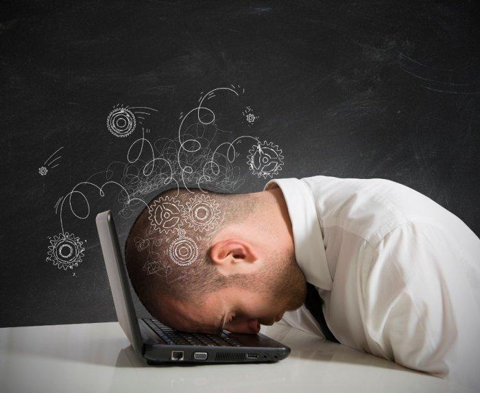 Снижение умственной активности - одно из последствий малоподвижного образа жизни