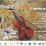 Cartaz - 3ª Mostra de Artes - 19/11/11