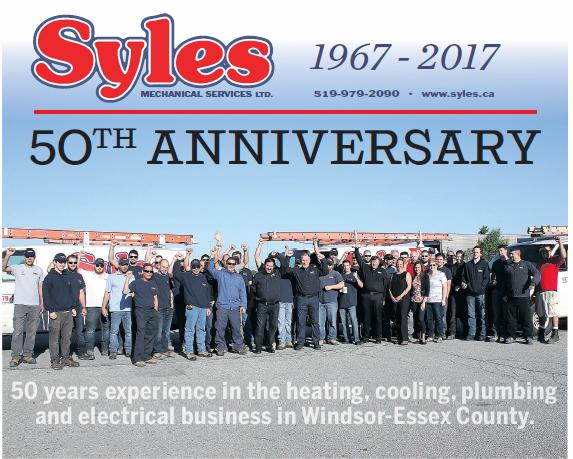 syles mechanical inc celebrates