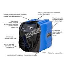 Abatement Predator 1200 Hepa Air Scrubber - Year of Clean Water