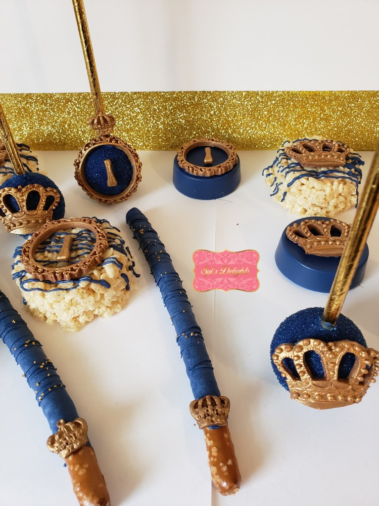 Royal crown party package