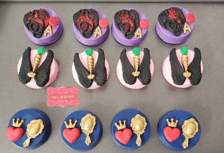 Descendants Oreo cookies